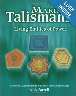 Making Talismans: Living Entities of Power