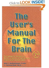 The Users Manual for the Brain