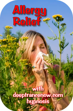 Allergy Relief with Hypnosis