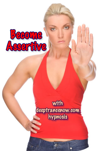 Become Assertive Hypnosis