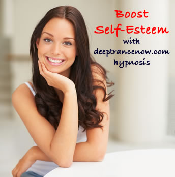 Boost Self Esteem with Hypnosis