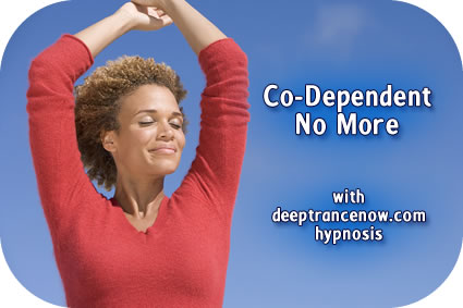 Co-Dependent-No-More hypnosis