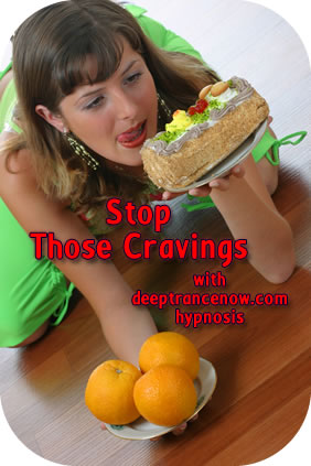 Stop Those Craving hypnosis