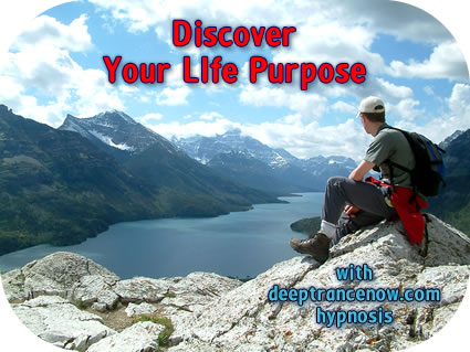 Discover Your LIfe Purpose hypnosis