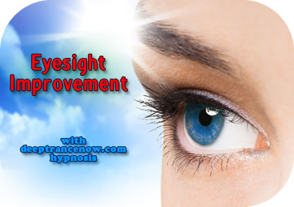 Eyesight Improvement Hypnosis