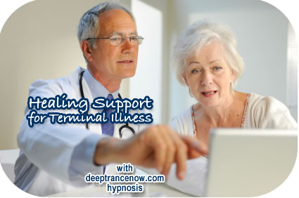 Healing Support for Terminal Illness - Cancer, HIV