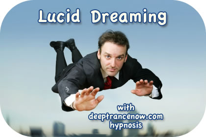 Lucid Dreaming Hypnosis and Brainwave Entrainment