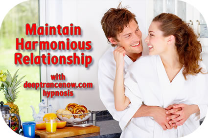Maintain Harmonious Relationship
