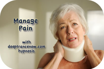 Pain Management - Manage pain and stop hurting with hypnosis