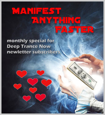 Manifest Anything Faster Monthly Special