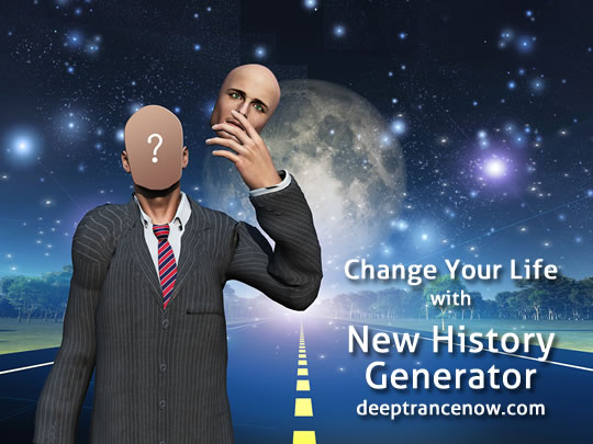 Change your life with New History Generator