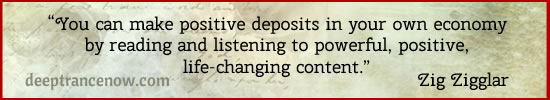 Positive Deposits In Your Economy