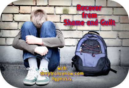 Recover From Shame and Guilt