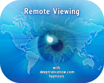Remote Viewing hypnosis