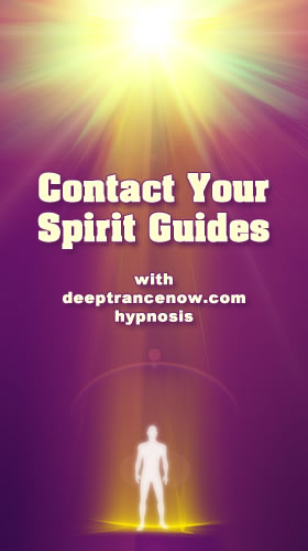 Contact Your Spirit Guides through hypnosis