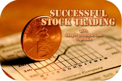 Successful Stock Trading with hypnosis