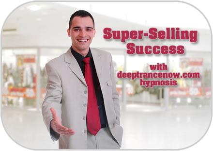 Super Selling Success hypnosis