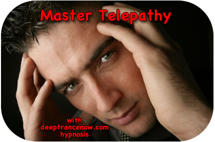 Master Telepathy with hypnosis