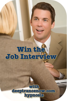 Win Job Interview with hypnosis